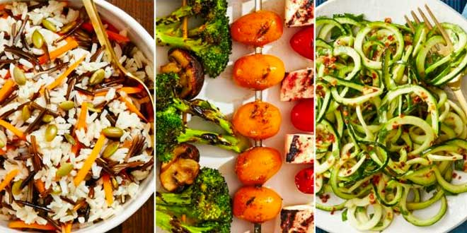 alternativas jantar saudável