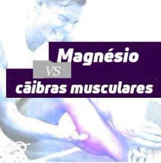 Magnésio e Cãibras musculares